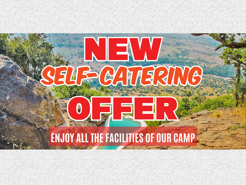 New Self-Catering Offer