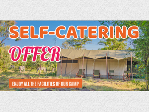 August Self-Catering Offer