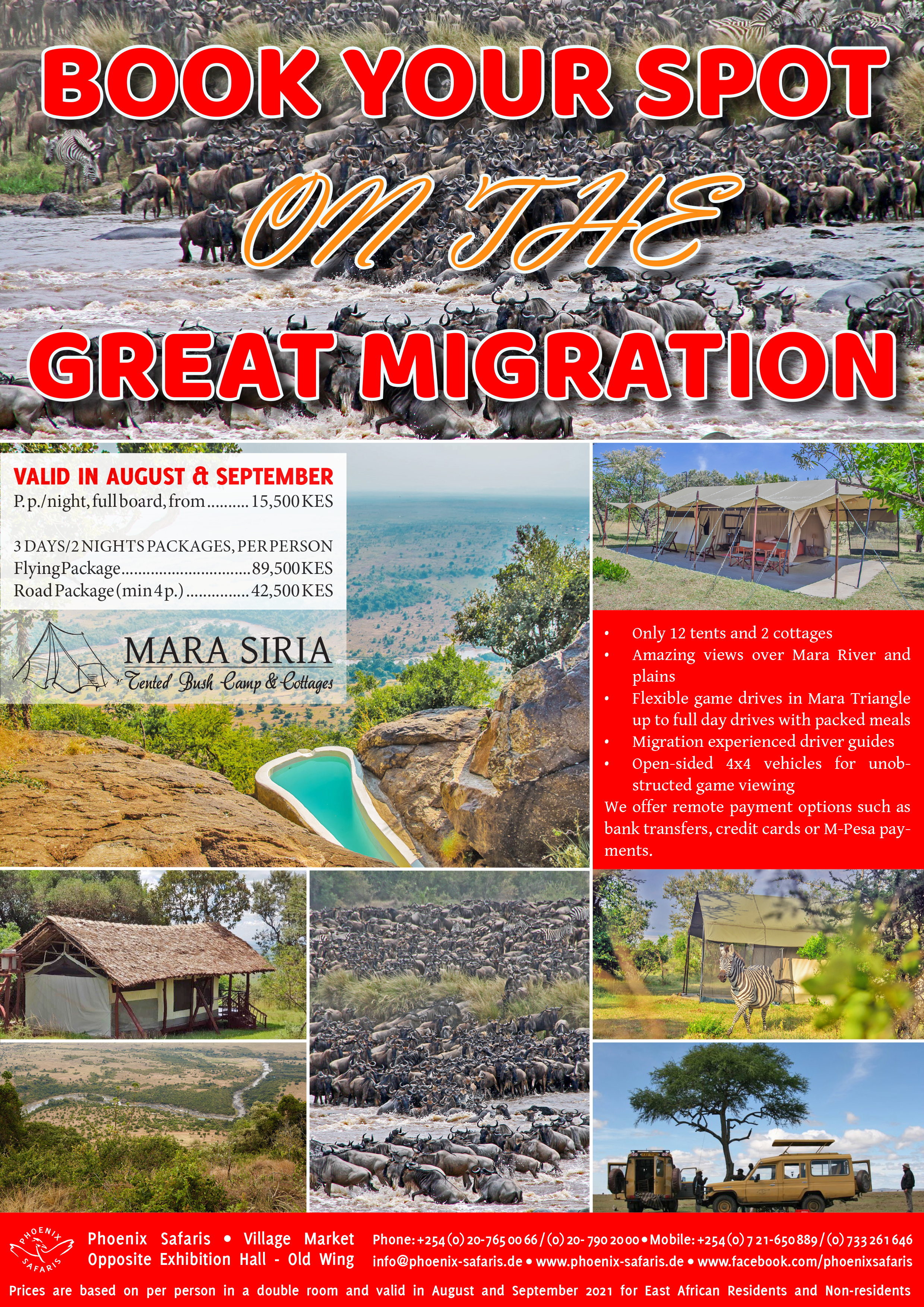 The Great Migration Aug Sep